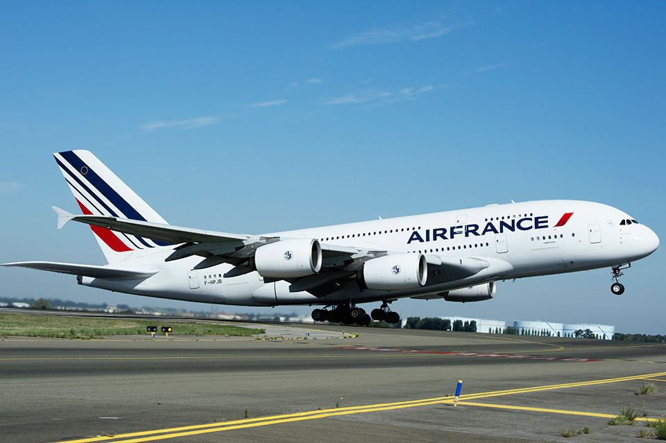 Air France Plans To Restart Services Between Paris And Seattle In March 2018!
